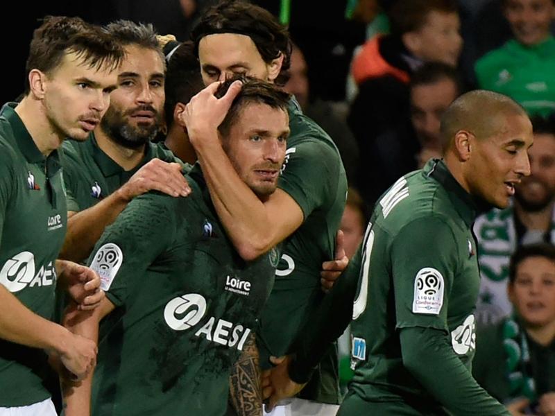 L1 - Au terme d'un match fou, l'AS Saint-Etienne renverse le SCO d'Angers (4-3)