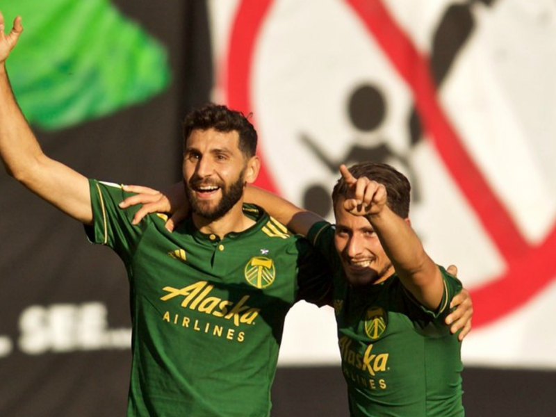 Timbers edge Sounders, Atlanta tops NYCFC in first legs of MLS conference semifinals