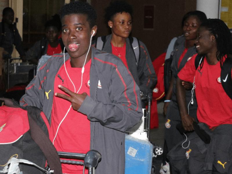 Video: Ghana Black Queens feel the pitch ahead of Kenya friendly