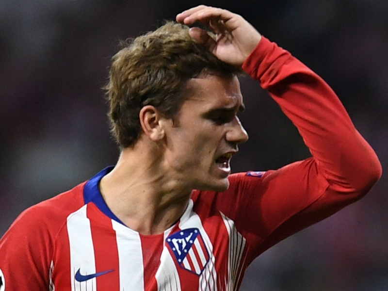 'Griezmann has to offer more than just three touches' - Atletico striker questioned by Antic