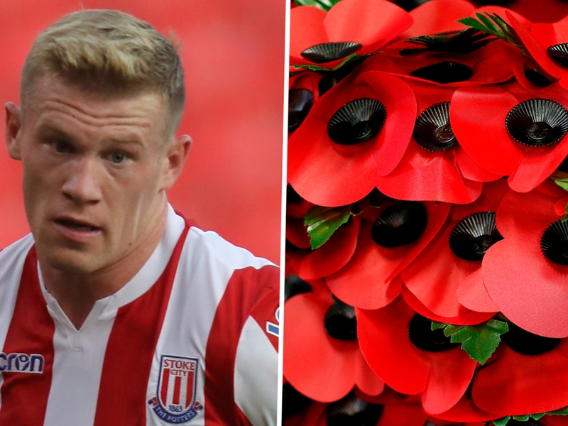 Poppy scandal: McClean abuse exposes the intolerance in Britain