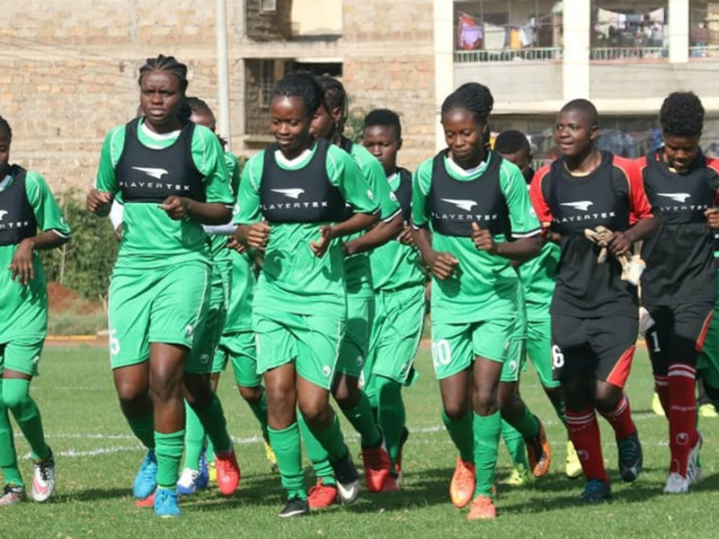 Harambee Starlets squad now trimmed to 25 ahead of Ghana friendly