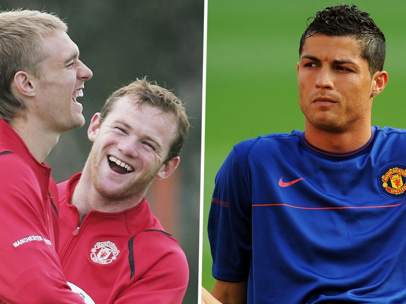 Fletcher reveals Man Utd stars used to laugh at Ronaldo for bizarre training routine