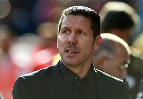 Simeone demands intensity v Elche