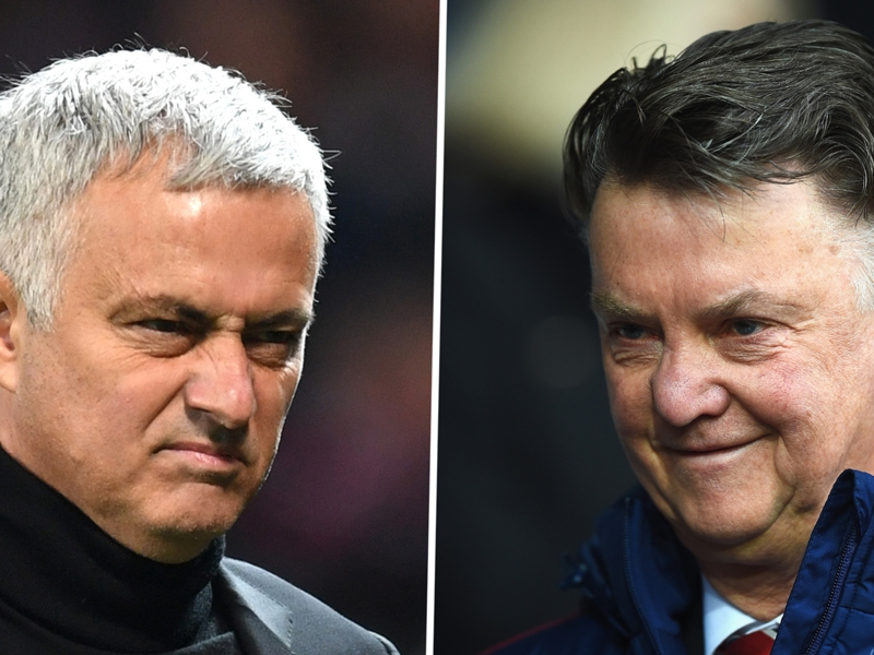 'The players, the ref, the fans... he's always blaming!' - Former Man Utd player in Mourinho rant as he claims Van Gaal was better