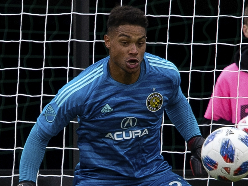 Steffen's breakout year continues with MLS Goalkeeper of the Year award