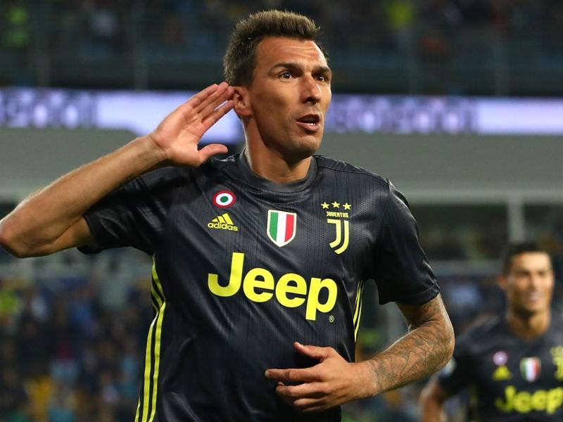 Mandzukic ready to face Man Utd as Juventus mull over Matuidi's fitness