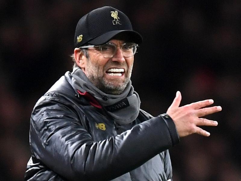 """Jürgen Klopp : """"Liverpool est désolé de ne pas pouvoir gagner comme Manchester City"""""""