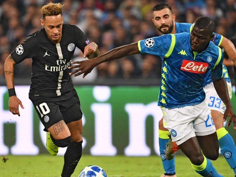 'We must improve' – Napoli's Koulibaly calls for focus after PSG stalemate