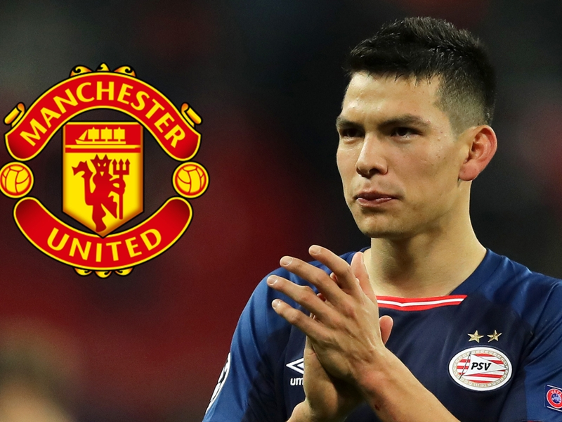 'I liked Manchester United a lot' - Lozano delighted with transfer interest