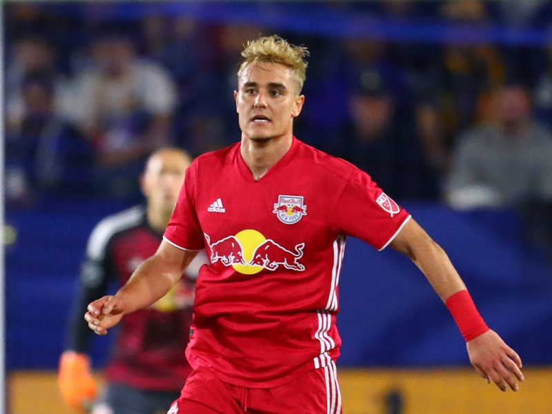 Red Bulls' Long wins MLS Defender of the Year