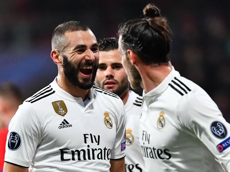 Benzema scores 200th Real Madrid goal with Viktoria Plzen strike