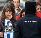 Follia in Spagna: un tifoso morto a Madrid