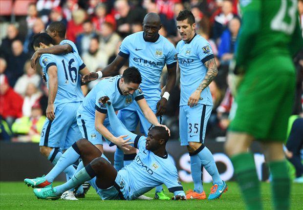 Southampton 0-3 Manchester City: St. Mary's Place deja de ser inexpugnable