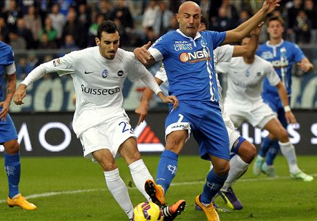 Atalanta-Empoli LIVE! 0-0