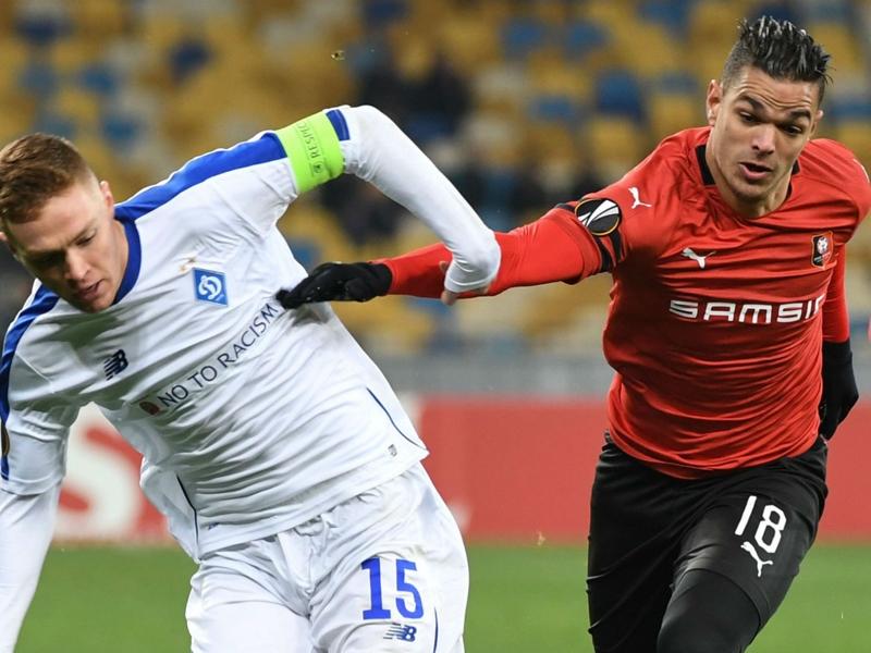 Dynamo Kiev-Rennes 3-1, La qualification s'éloigne pour les Rennais