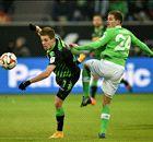 Player Ratings: Wolfsburg 1-0 Gladbach