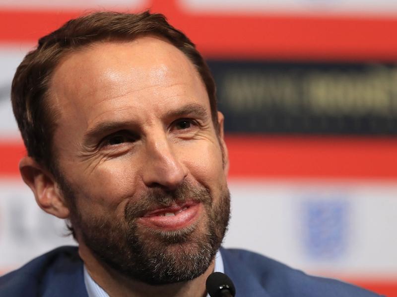"""Angleterre, Southgate """"très fier"""" de ses joueurs"""