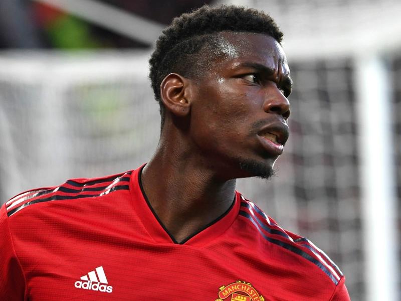 Manchester United - Paul Pogba incertain pour le derby de dimanche face à City