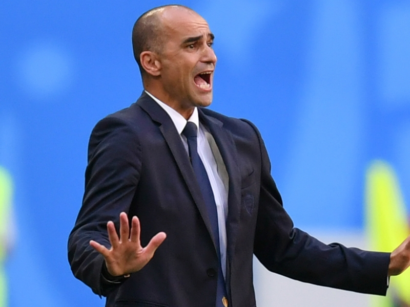 Martinez shuts down 'irrelevant' Real Madrid rumours