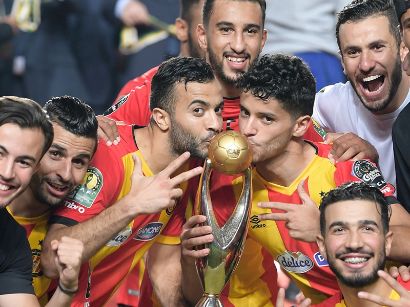 Justice served as Esperance lift third Caf Champions League crown