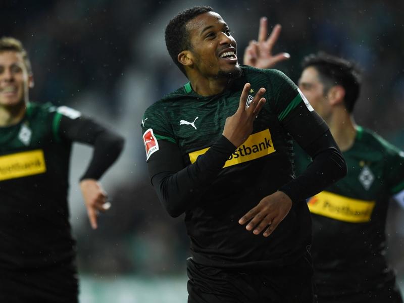 Borussia Mönchengladbach, Dieter Hecking encense Alassane Pléa