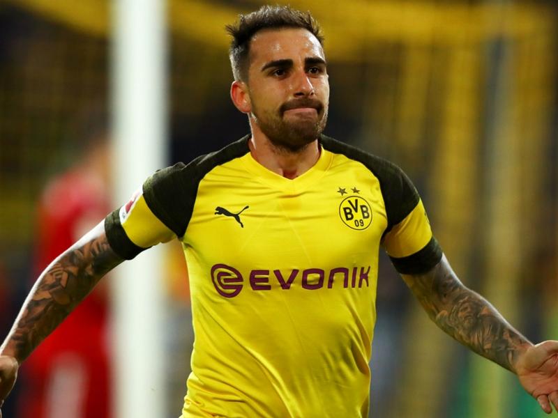 Borussia Dortmund 3 Bayern Munich 2: Super-sub Alcacer settles thrilling Klassiker