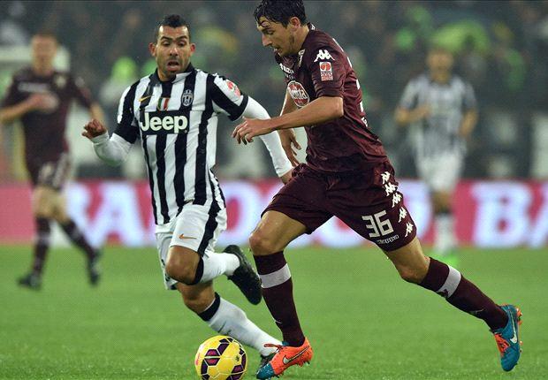 Juventus 2-1 Torino: Imperious Pirlo decides Derby della Mole at the death