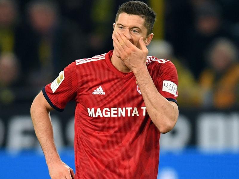 Have Bayern waved goodbye to Bundesliga title with Dortmund defeat?