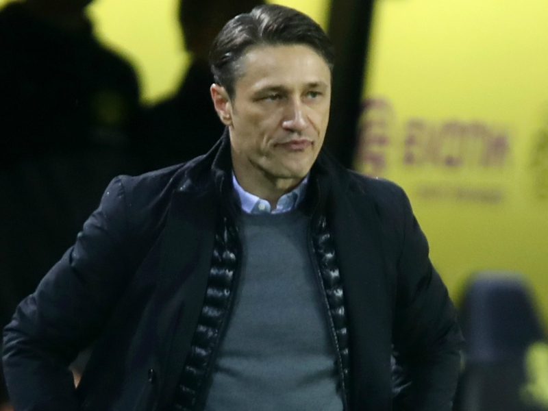 Bayern's Kovac satisfied despite losing 'fantastic' Klassiker