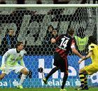 Player Ratings: Frankfurt 2-0 Dortmund