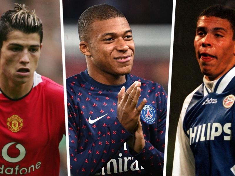 Mbappe as good as a teenage Cristiano & Ronaldo – Luis Figo