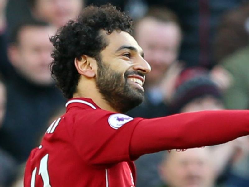 Salah parmi les finalistes du footballeur africain de l'année