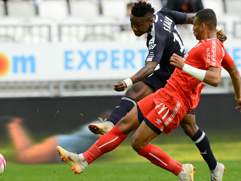 Samule Kalu's strike helps Bordeaux claim second away win of the season