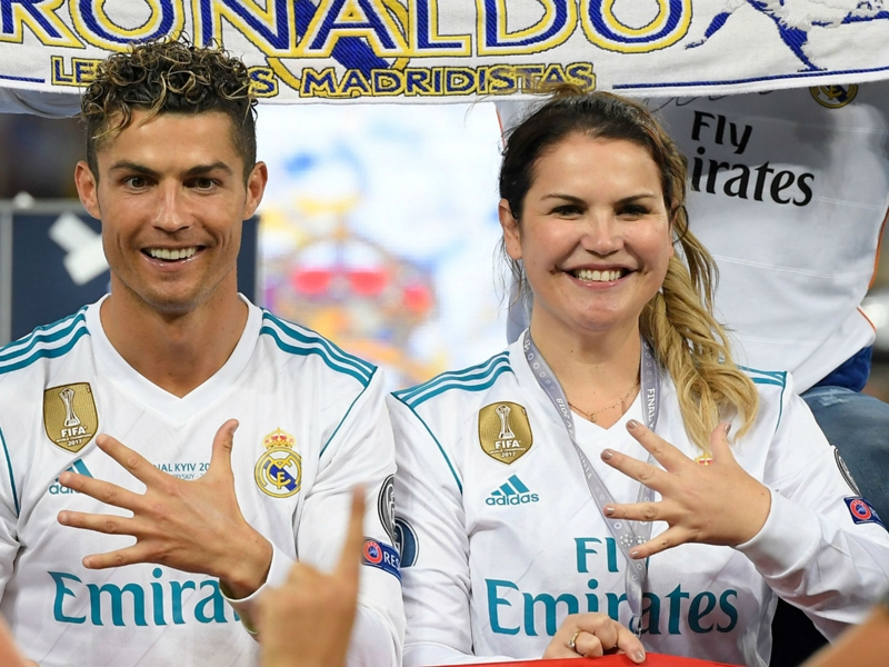 Ronaldo's sister vs UEFA, De Gea's girlfriend vs Manchester & football's family feuds