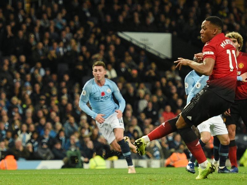Martial matches scoring achievement of Henry & Man Utd legend Cantona