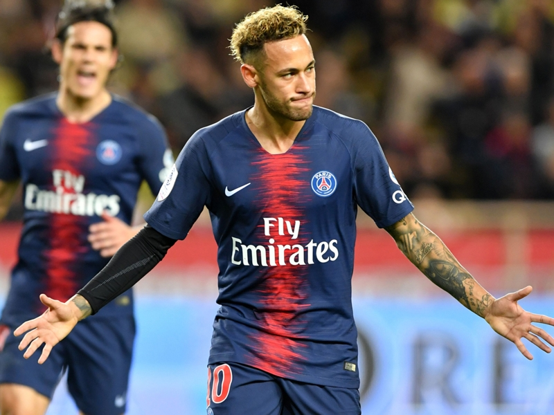 Neymar wants more from perfect PSG