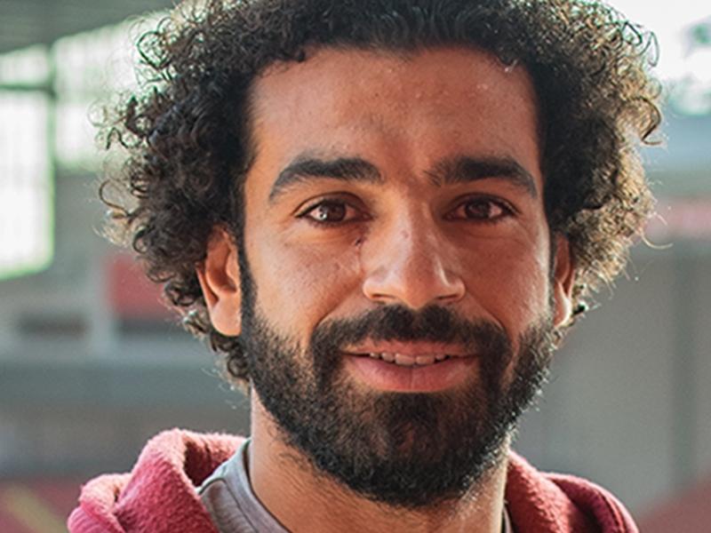 Salah named as world's third best player