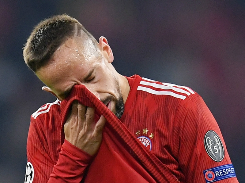'Ribery gets attacked a lot' - Muller defends Bayern team-mate after winger's expletive-filled rant