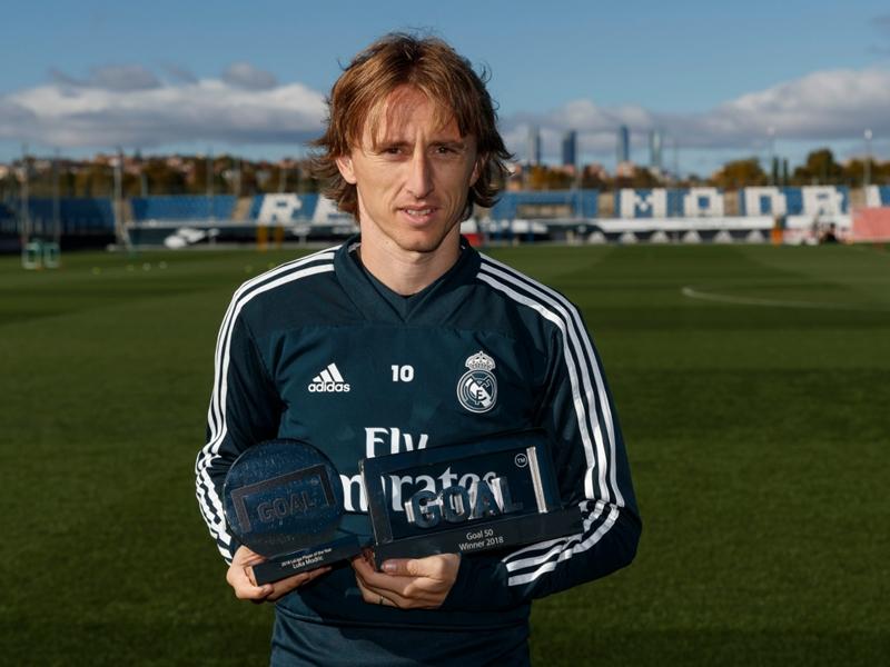 """Real Madrid, Luka Modric : """"2018 est la meilleure année de ma carrière, sans prendre en compte le Ballon d'Or"""""""