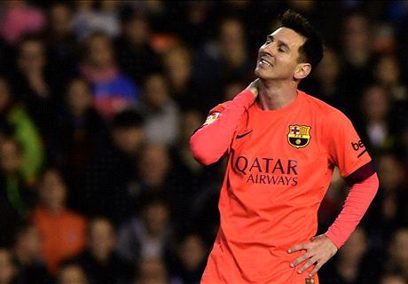 EN VIVO: Barcelona 1-0 Valencia