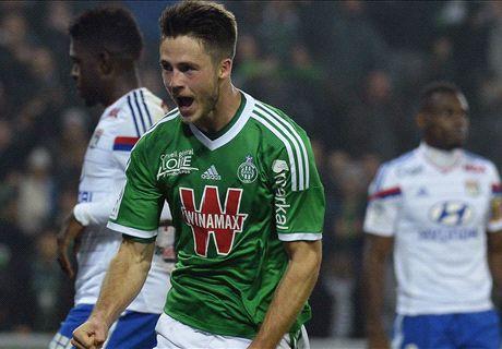 Ligue 1, 15ª - St. Etienne travolge il Lione