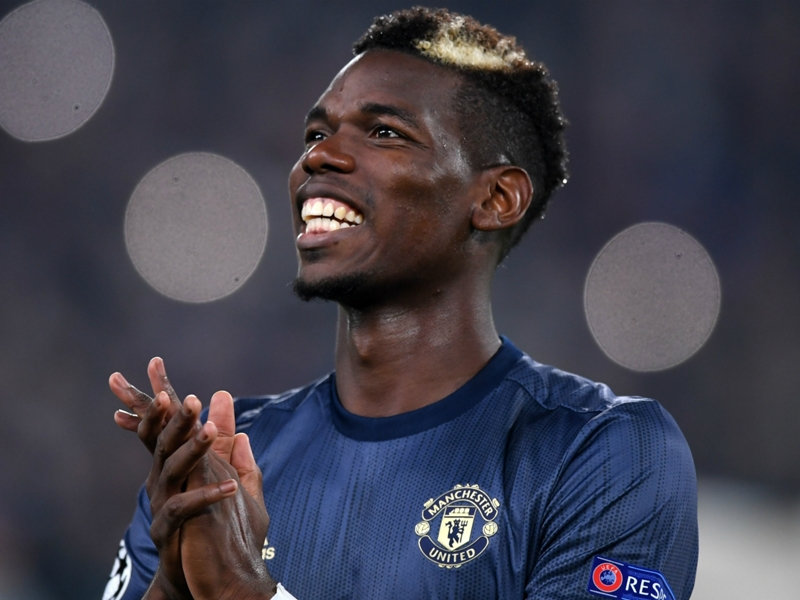 Pogba: Coming home to Man Utd was the 'best feeling ever'