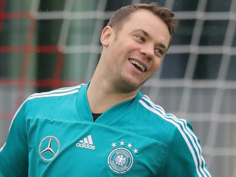 Neuer confident despite concerns over Bayern Munich form