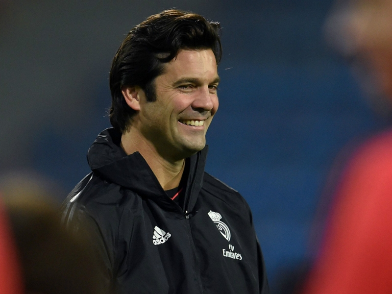Solari signs three-year deal to remain as Real Madrid manager