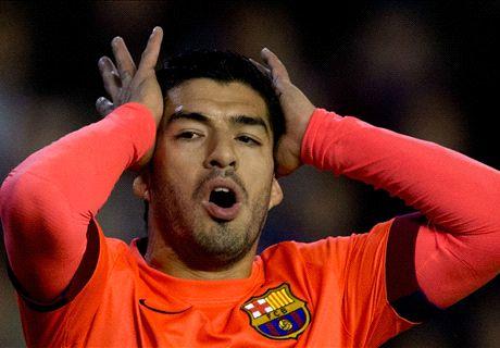Valencia 0-1 Barcelona: At the death