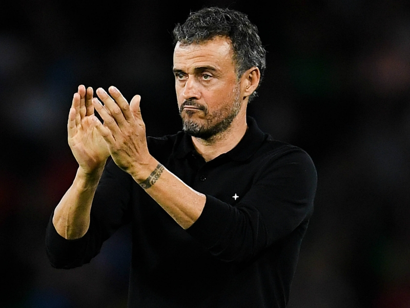 Croatia thrashing means nothing now – Luis Enrique