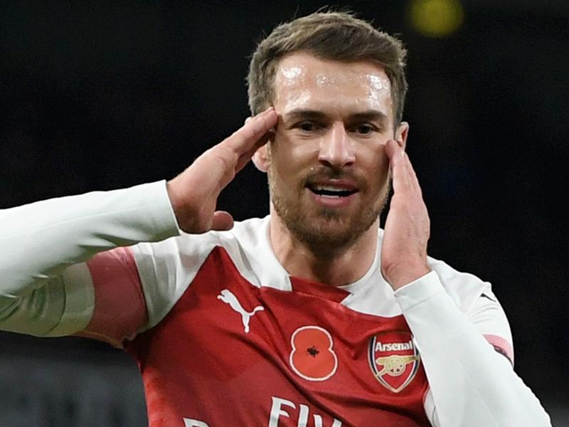 Mercato - Aaron Ramsey à la Juventus : visite médicale à Londres