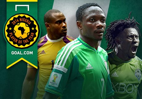 Vote for your 2014 Goal Nigeria POTY