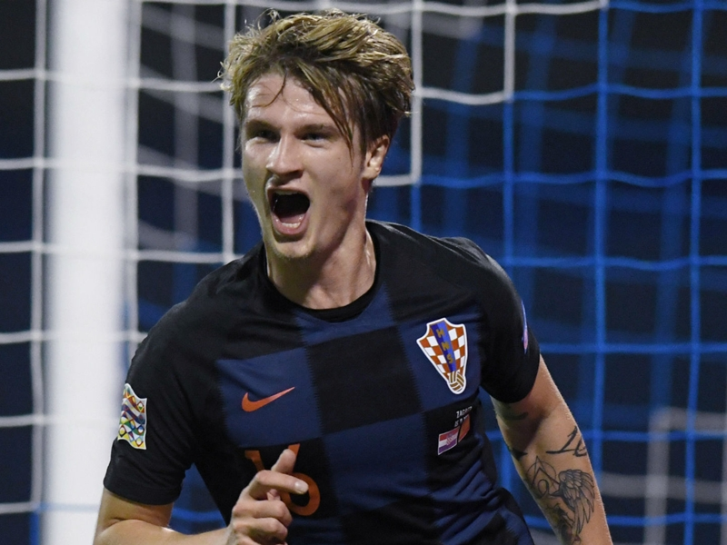 Jedvaj backs Croatia as favourites against England after last-gasp win over Spain